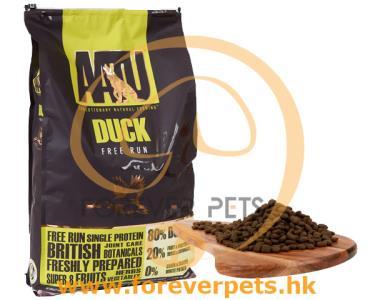 AATU 走地鴨肉 Duck 低敏天然狗糧 10kg