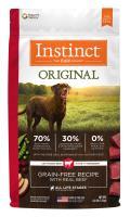 Natures Variety Instinct - 全犬無穀物 Beef (牛肉) 配方 4lb