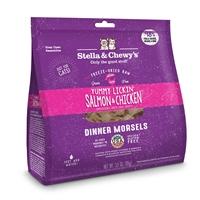 Stella & Chewy's - Freeze Dried Yummy Licklin' Salmon Chicken Dinner - 三文魚雞肉 貓配方 8oz