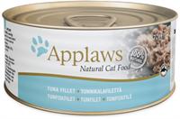 Applaws 全天然 156g 貓罐頭 - 吞拿魚 (大)