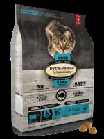 Oven-Baked Cat 無穀配方 - 五種魚 10lb (銀藍)