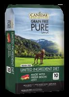 Canidae Pure Land (Dog) 北美野牛 羊肉 (無穀物配方) 21lb