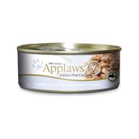 Applaws 全天然 156g 貓罐頭 - 吞拿魚芝士 (大)