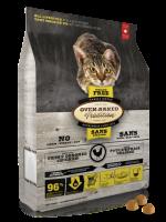 Oven-Baked Cat 無穀配方 - 雞魚 5lb (金黃)