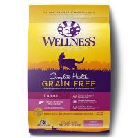 Wellness Complete Health 無穀物 (室內貓) 三文魚 配方 5lb