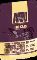 AATU 貓濕糧系列 - 火雞、鵝 85g