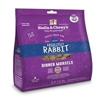 Stella & Chewy's - Freeze Dried Absolutely Rabbit Dinner - 兔肉 貓配方 18oz