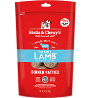 Stella & Chewy's - Freeze Dried Dandy Lamb Dinner - 羊肉 狗配方 25oz