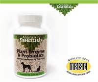 Animal Essentials - Plant Enzymes & Probiotics 植物消化輔助劑 (消化酵素及益生菌) 100g