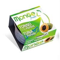 Monge 清新水果系列 - 吞拿魚+木瓜 80g