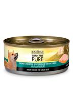 CANIDAE® PURE  雞肉塊與蔬菜 狗罐頭 156g