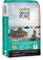 Canidae Pure Sea for Cats  無穀物 三文魚 貓配方 10lb