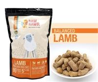 Raw Rawr 羊肉凍乾生肉狗糧 400G