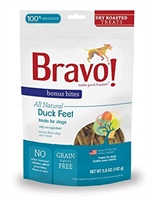 Bravo - Dry Roasted Duck Feet 烤走地鴨腳 5oz