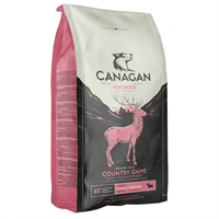 Canagan Small Breed Country Game For Dogs 無穀物田園野味 (全犬糧) 小型犬隻 2kg (粉紅)