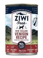 ZiwiPeak - 罐裝料理 (狗用) - 鹿肉配方 13.5oz