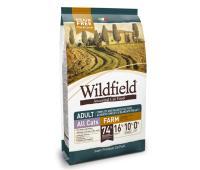 組合優惠:Wildfield Cat Farm 3包 2kg