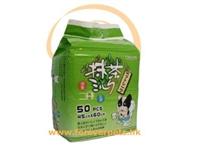 $1000 換購 - 綠茶 Petsgoal 抗菌消臭尿片 (45cm x 60cm) 50片