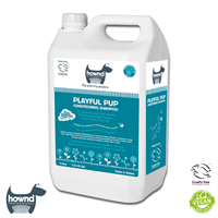 Hownd 享樂 - Playful Pup 1:25  Concentrate Conditioning Shampoo 薰衣草玫瑰溫和 25:1 (二合一)潔毛液 5L