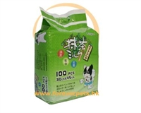 $1000 換購 - 綠茶 Petsgoal 抗菌消臭尿片 (30cm x 45cm) 100片