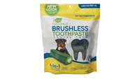 Ark Naturals Brushless-Toothpaste 亮白牙齒小食(大型犬用) 18oz