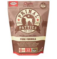 Primal (原始)-Canine Frozen Formula (Pork)犬用急凍鮮肉- 豬配方 6lb (4包優惠裝)