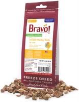 Bravo - Freeze Dried Healthy Medley Chicken with Liver 脫水走地雞雜錦 貓小食 1.25oz