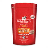 Stella & Chewy's - Freeze Dried Stella's Super Beef Dinner - 牛肉 狗配方 25oz