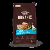 Organix 穀物成犬糧 - Wealthy Weight 有機健康體重配方 4lb