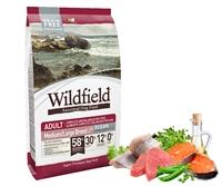 Wildfield 祖泉 低敏無穀物 中至大型成犬 海洋 (Ocean) 配方 - 鯡魚、三文魚、吞拿魚 (M/L) 12kg