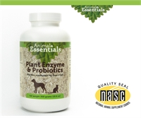 Animal Essentials - Plant Enzymes & Probiotics 植物消化輔助劑 (消化酵素及益生菌) 300g