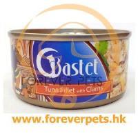 Bastet Tuna Fillet with Clams 鮮嫩吞拿魚蜆肉 170g