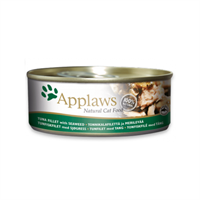 Applaws 全天然 156g 貓罐頭 - 吞拿魚紫菜  (大)