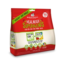 Stella & Chewy's - 超級乾糧伴侶 - 放養鴨火雞鵝配方 3.25oz
