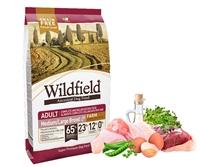 Wildfield 祖泉 低敏無穀物 中至大型成犬 農莊 (Farm) 配方 - 雞、鴨、雞蛋 (M/L) 2kg