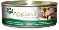 Applaws 全天然 貓罐頭 - 吞拿魚紫菜 70g (細)
