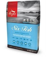 Orijen 無穀物六種魚肉 ( 貓 咪 ) 專用配方 1.8kg