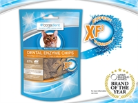 bogadent® Dental Enzyme Chips Cat (Chicken) 天然酵素防牙石小食 (雞) 50g (貓用)