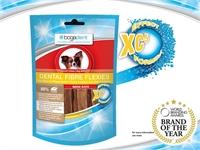 $600 禮品 - bogadent® Dental Fibre Flexies 天然高纖酵素防牙石咬咬條 (小型犬)70g