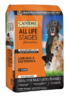 Canidae (Dog) Lamb Meal & Rice 羊肉紅米配方 15lb