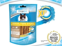 bogadent® Dental Fibre Sticks 高纖去毛球酵素防牙石條 50g (貓用)
