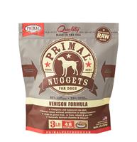 Primal (原始)-Canine Frozen Formula (Venison)犬用急凍鮮肉- 鹿配方 3lb