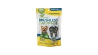 Ark Naturals Brushless-Toothpaste Mini 亮白牙齒小食 (超小至小型犬用) 4oz