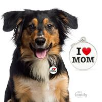 My Family - Charms I Love Mom (CH17LOVEMOM)