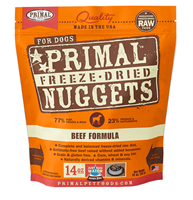 Primal (原始)-Canine Freeze-Dried Formula (Beef)犬用低溫脫水糧- 牛配方 14oz
