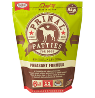 Primal (原始)-Canine Frozen Formula (Pheasant)犬用急凍鮮肉- 野雞配方 6lb (4包優惠裝)