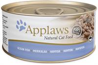 Applaws 全天然 貓罐頭 - 海魚 70g (細)