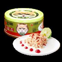 Petsgoal x 忌廉哥 貓罐頭 -  吞拿魚 雞肉 70g