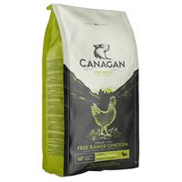 Canagan Small Breed Free-Run Chicken For Dogs 無穀物放養雞 (全犬糧) 小型犬隻  6kg (淺綠)