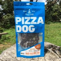 Pizza Dog 香港本地手工小食 - 薑汁馬肉乾 42g
